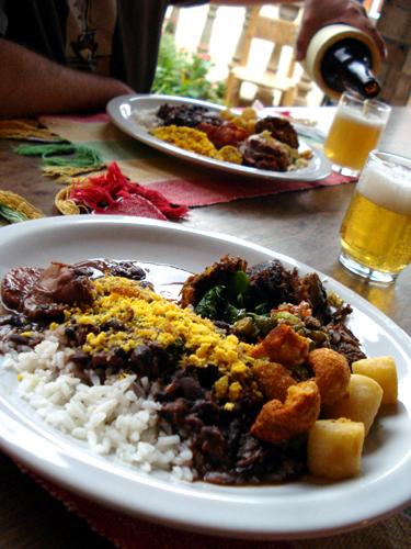 almojanta em Bichinho